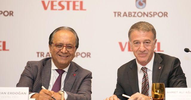 Trabzonspor'un yeni sponsoru belli oldu