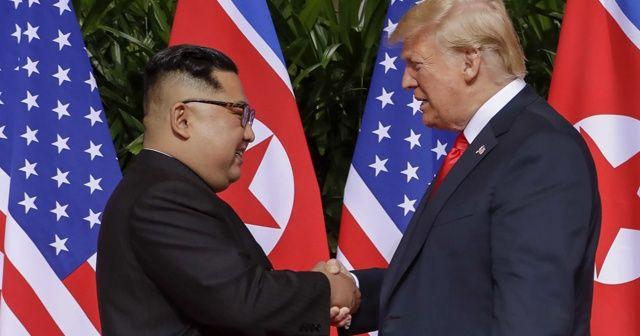 Trump: Kim Jong Un'u görmeyi dört gözle bekliyorum