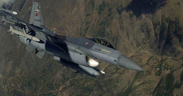 TSK ve MİT'ten ortak operasyon: 4 terörist etkisiz hale getirildi