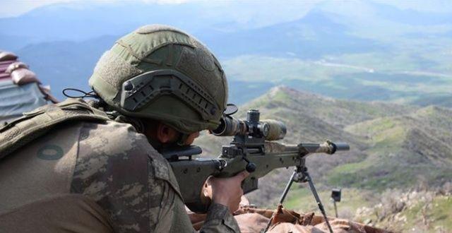 Tunceli'de etkisiz hale getirilen terörist sayısı 4'e yükseldi