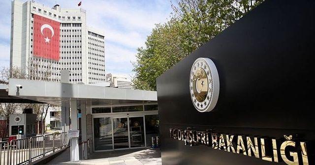 Türkiye'den Kerkük'teki saldırıya kınama