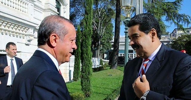 Türkiye'den kritik Venezuela açıklaması