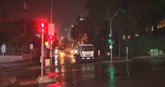 UEFA Süper Kupa maçından dolayı kapalı olan yollar trafiğe açıldı