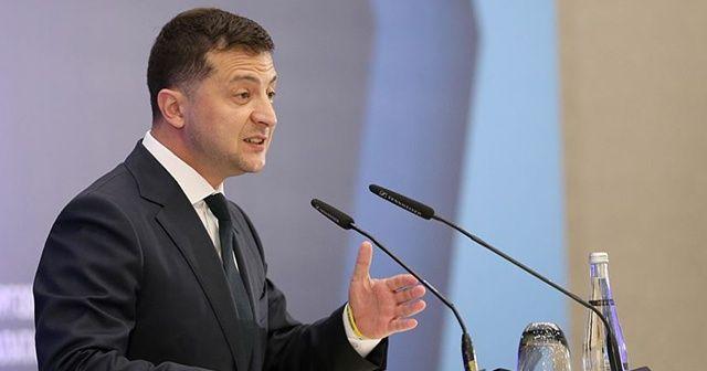 Ukrayna Devlet Başkanı Zelenskiy: Türk iş dünyasına rekabet avantajı sağlayacak fırsatlar sunacağız