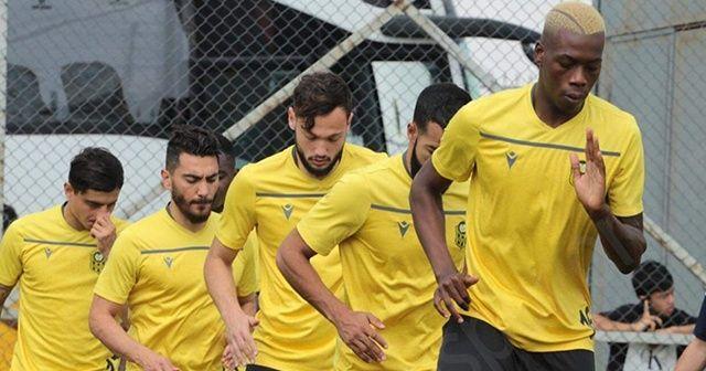 Yeni Malatyaspor'da Partizan mesaisi başladı