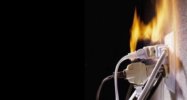 Yurttaş: 'Gerekli tedbirler alınmazsa en fazla yangın çıkış sebebi elektrik kaynaklı olacak'
