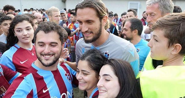 Yusuf Yazıcı, Trabzonspor'dan ayrılacağını açıkladı