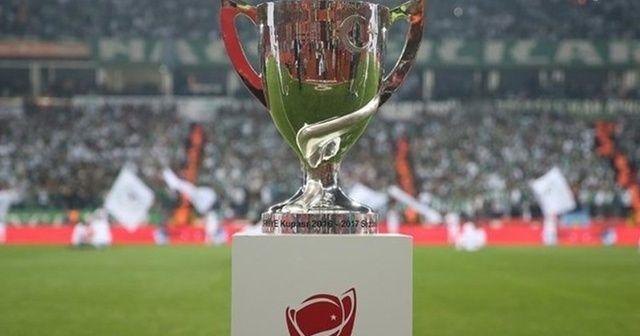 Ziraat Türkiye Kupası'nda heyecan başlıyor!