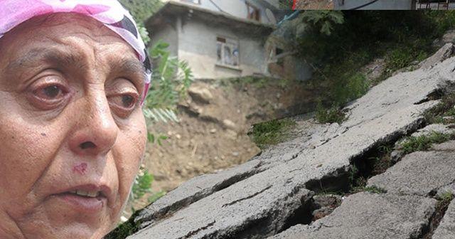 Zonguldak'ta dehşeti yaşadılar! Canlarını zor kurtardılar...