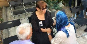 'Minik Serçe'nin acı günü! Dostları yalnız bırakmadı