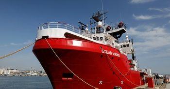 6 AB ülkesi Ocean Viking'deki göçmenleri alacak
