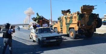ABD'den Türk konvoyuna yapılan saldırıya kınama