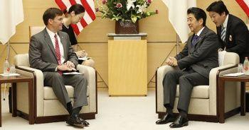 ABD Savunma Bakanı Esper Japonya'da