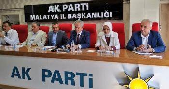 """Arınç'tan yeni parti açıklaması: """"Şahıslarını çok seviyorum ama büyük hata yaparlar"""""""