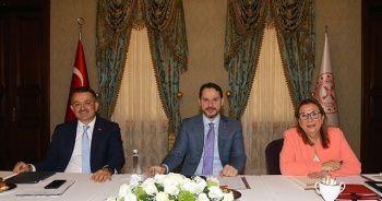Bakan Albayrak'tan 'Gıda Komitesi Toplantısı' açıklaması