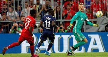 Bayern Münih-Fenerbahçe maçından sonra Alman polisi stada baskın düzenledi