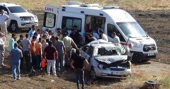 Bayram ziyareti kana bulandı: 1 ölü, 4 ağır yaralı
