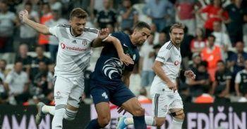 Beşiktaş kendi evinde puan kaybetti