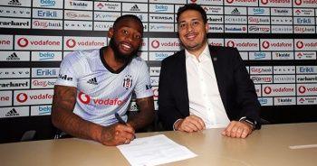 Beşiktaş, N'Koudou'yu resmen açıkladı