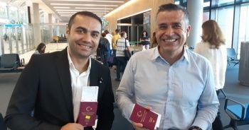 Bordo pasaportlular da müjdeli haberi bekliyor