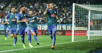 Çaykur Rizespor evinde Sivasspor'u yendi