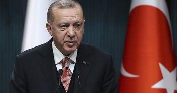 Cumhurbaşkanı Erdoğan'dan Kıbrıs mesajı!