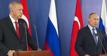 Cumhurbaşkanı Recep Tayyip Erdoğan: Güvenli bölge sözünün tutulmasını istiyoruz