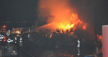Denizli'deki yangın kontrol altına alındı