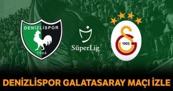 Denizlispor Galatasaray maçı Beınsport Canlı İzle | Süper Lig'in ilk Maçı GS Denizlispor Maçı Kaç Kaç?