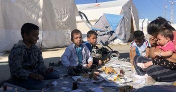 Depremzedeler bayrama çadırda girdi