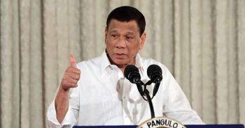 Duterte rest çekti: ABD'ye asla izin vermem