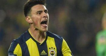 Elmas, Fenerbahçe-Gazişehir maçını takip ediyor