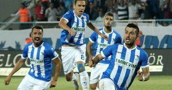 Erzurumspor'da hedef Süper Lig