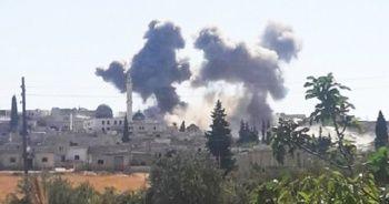 Esad bir beldeyi daha ele geçirdi
