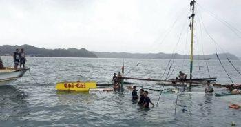 Filipinler'de tekne faciası: 31 ölü