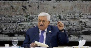 Filistin Devlet Başkanı Abbas'tan 'İsrail'in saldırılarını durdurun' çağrısı