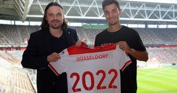 Fortuna Düsseldorf, Kaan Ayhan'ın sözleşmesini uzattı