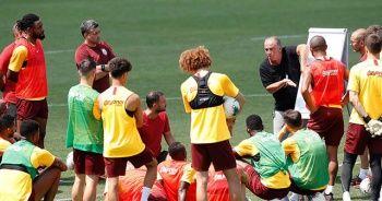 Galatasaray Süper Kupa hazırlıklarını tamamladı