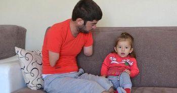 Haluk Levent'ten kollarını ve bacaklarını kaybeden babaya yardım eli