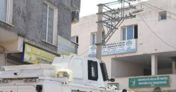 HDP ve DBP binasındaki kaçak elektrik görüntüleri ortaya çıktı