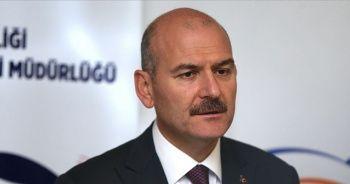 İçişleri Bakanı Soylu'dan Suriyeliler ile ilgili açıklama
