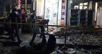 Irak'ın Babil kentinde patlama