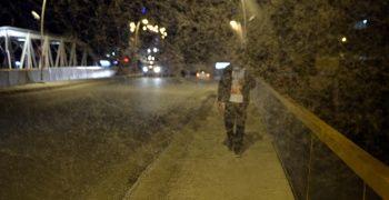 Kar yağışı değil ölüm uçusu