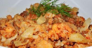 Karnabahar yemeği tarifi, Karnabahar yemeği nasıl yapılır?