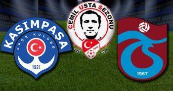 Kasımpaşa Trabzonspor Canlı İzle BeinSports| Kasımpaşa Trabzonspor Canlı Skor Kaç Kaç