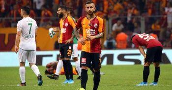 Konyaspor, Galatasaray'ı son anda yıktı