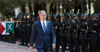 Milli Savunma Bakanı Akar: 'Birleşik Müşterek Harekat Merkezi faaliyete başladı'