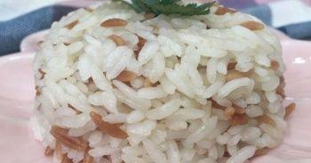 Pilav tarifleri pirinç pilavı nasıl yapılır? pilav yapımı anlatımı