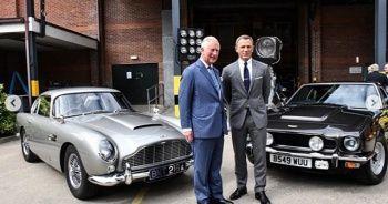 Prens Charles'a yeni Bond filmi için teklif