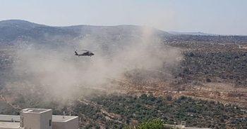 Ramallah'da el yapımı bomba patladı: 1 ölü, 2 yaralı